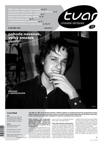 Tvar 11/2007