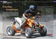 BASHAN RAZZOR 300E - Quad & ATV | QUADIX