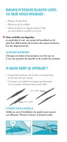 LE GUIDE BALAIS d'ESSuIE-GLACES - Groupe Dallard - Page 3