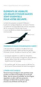LE GUIDE BALAIS d'ESSuIE-GLACES - Groupe Dallard - Page 5