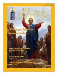 Many who heard him were astonished - St. Thomas More Catholic ...
