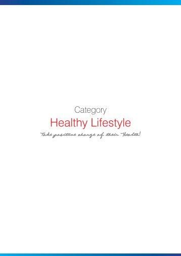 Healthy Lifestyle - PROTON Healthcare