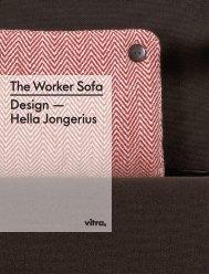 The Worker Sofa Design — Hella Jongerius - Mesmetric