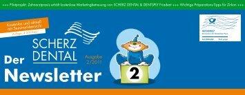 Download Newsletter 02/2011.pdf - Scherz Dental