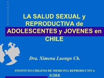 LA SALUD SEXUAL y REPRODUCTIVA de ... - Icmer