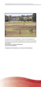 Identification and management of salinity - Corangamite Catchment ... - Page 2