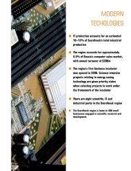 Modern Technologies - Marchmont Capital Partners