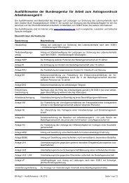 Alg II Ausfüllhinweise Hauptantrag - Bundesagentur für Arbeit