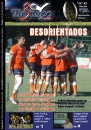 REVISTA Nro 45 DE TTN web - Tercer Tiempo NOA