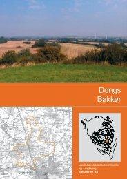 Område 18 Dongs Bakker.qxp - Nationalpark Sydfyn