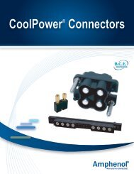 CoolPower® Connectors