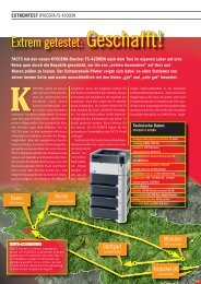 Langzeittest: Extrem getestet: Geschafft! - FACTS Verlag GmbH