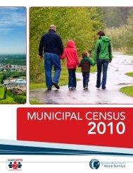 2010 Municipal Census - Regional Municipality of Wood Buffalo