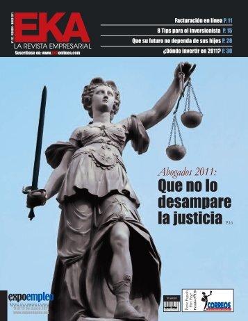 Edición 312 Revista EKA - Revista Empresarial EKA