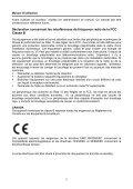 instructions d'utilisation - Page 2