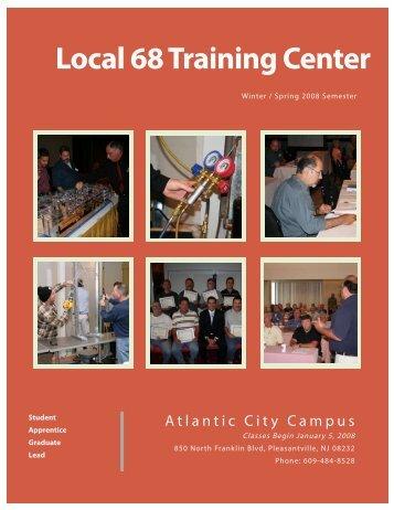 Local 68 Training Center - IUOE Local 68