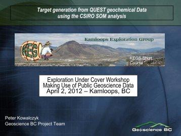 Download this Presentation - Geoscience BC