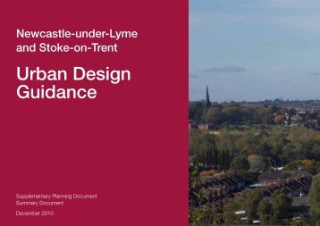 Urban Design Guidance - Stoke-on-Trent City Council