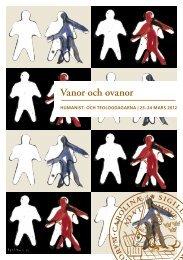 Program HT-dagarna 2012 (pdf – nytt fönster) - Humanekologi ...