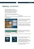 Skyltprogram LtH-inlaga - Region Halland - Page 5