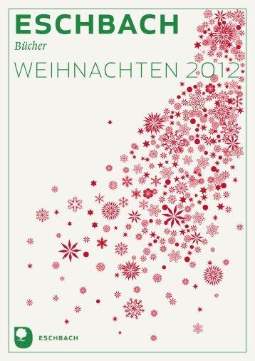 Vorschau Weihnachten 2012