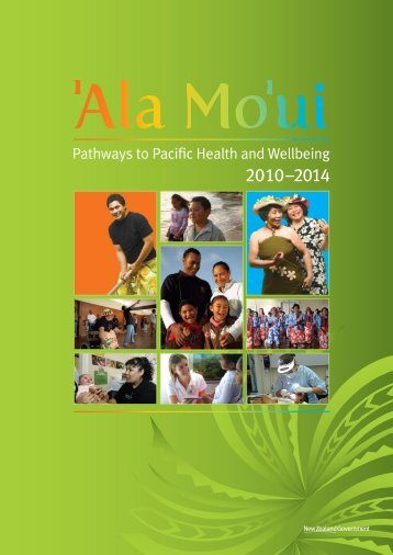 Ala Mo'ui - Ministry of Health