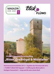 """Ritter, Greifvögel & Mittelalter"" - FLÜWO Bauen Wohnen eG"