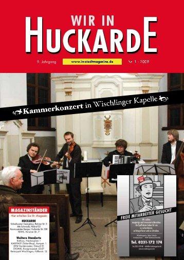 """""""ProKultur"""" an die """"Macht"""" - Dortmunder & Schwerter Stadtmagazine"""
