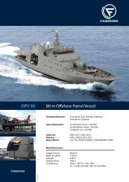 OPV 80 - Fr. Fassmer GmbH & Co. KG