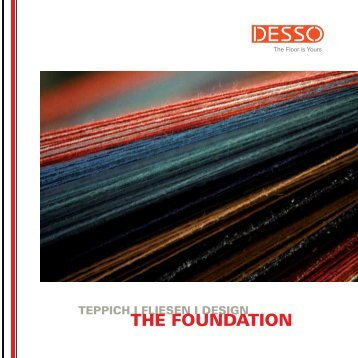 teppich i fliesen i design the foundation - Desso.com - EN :: DESSO