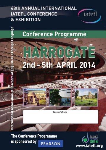 harrogate-2014-conference-programme