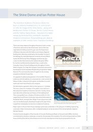 The Shine Dome and Ian Potter House - Australian Academy of ...
