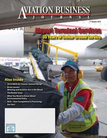 Airport Terminal Services - NATA