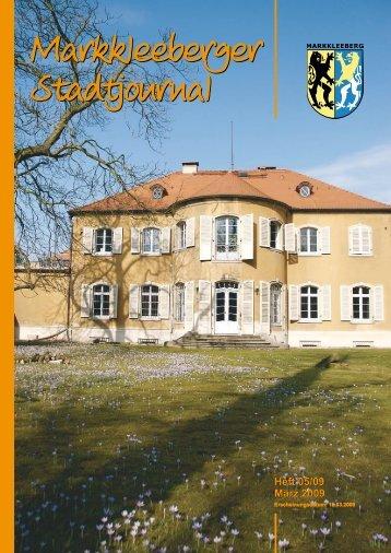 Heft 05/09 März 2009 Heft 05/09 März 2009 - Druckhaus Borna