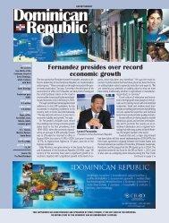 Dominican Republic Dominican Republic - IFC Reports