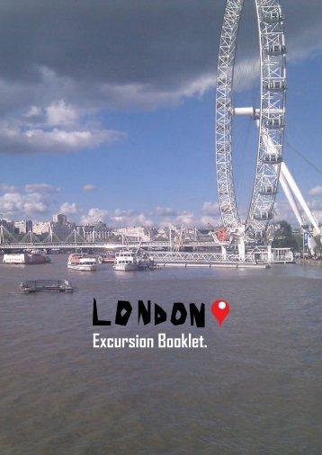 121103 LondonExcursionBooklet-reduced - Klasse Digitales ...