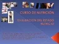 Evaluación del Estado Nutricio - eTableros