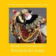 Provincia del Azuay - Arqueología Ecuatoriana