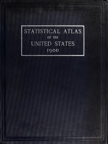 Statistical atlas - USMA Library Digital Collections