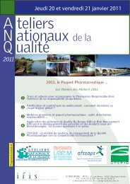 ANQ 2011 29.11.2010 programme industriel .indd