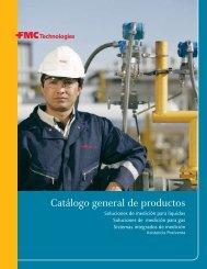 Catálogo general de productos - Measurement Solutions - FMC ...