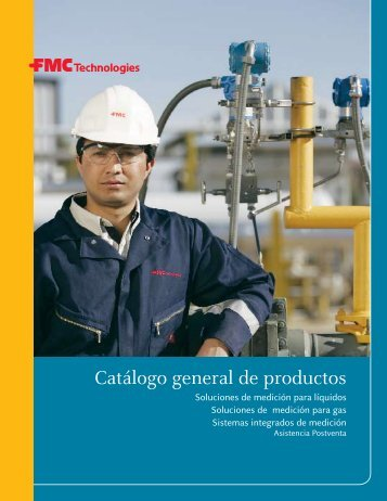 Catálogo general de productos - Measurement Solutions - FMC ...