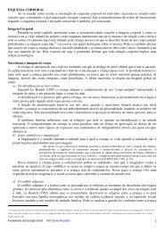 7.Esquema Corporal - Drb-assessoria.com.br
