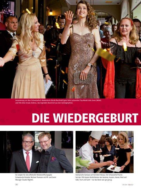 DIE WIEDERGEBURT EINER HOTEL - hotel-journal.ch