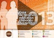Guia Recursos Educatius Anoia Sud 2012 - Ajuntament de Masquefa