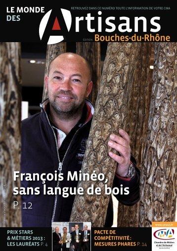 Le Monde des Artisans - Chambre de Métiers et de l'Artisanat des ...