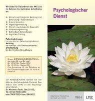 Folder Psychologie neu 03-2010.indd - Stadt Linz
