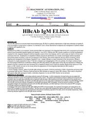 Elisa Kits - Diagnostic Automation : Cortez Diagnostics
