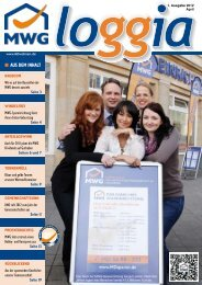 Loggia April 2012 - MWG