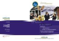 dossier Les métiers de la finance - IHEC